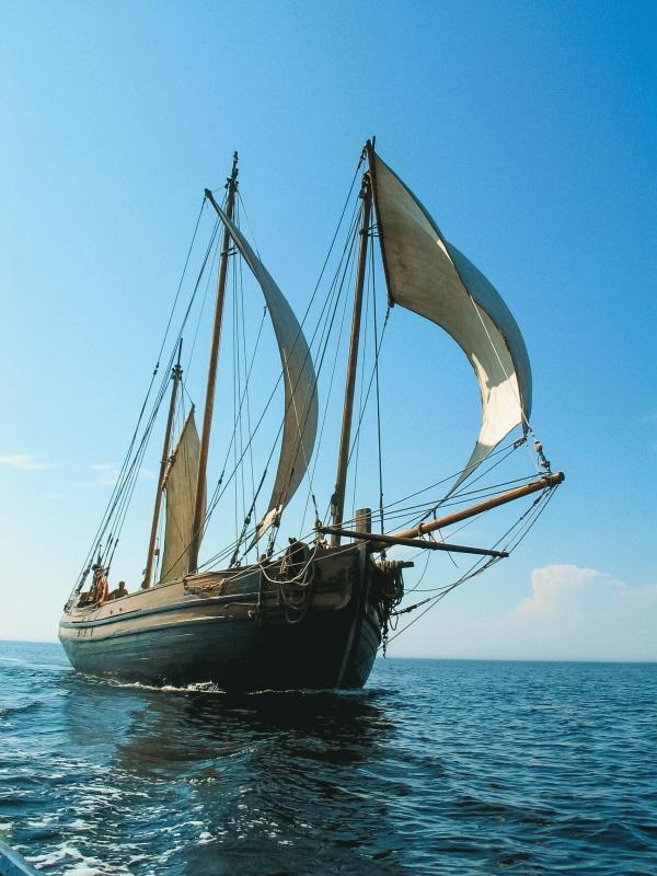 Поморская лодья Святитель Николай